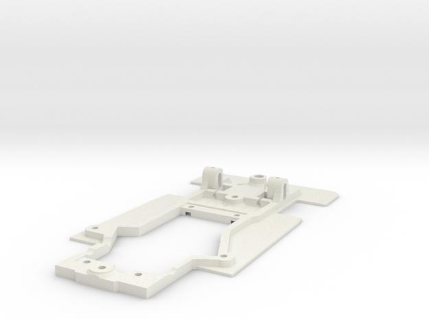 Avant Slot Mirage in White Strong & Flexible