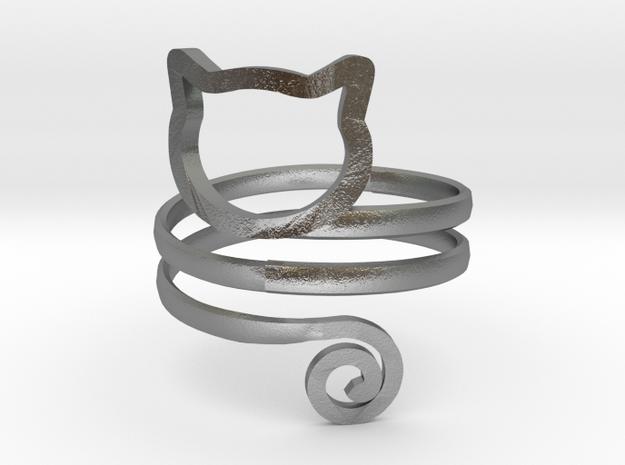 Cat Wrap Ring