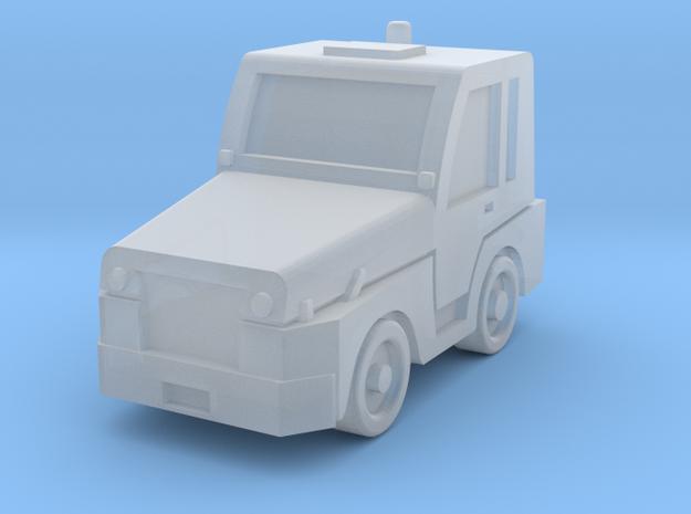 Comet8 tractor in Smoothest Fine Detail Plastic: 1:400