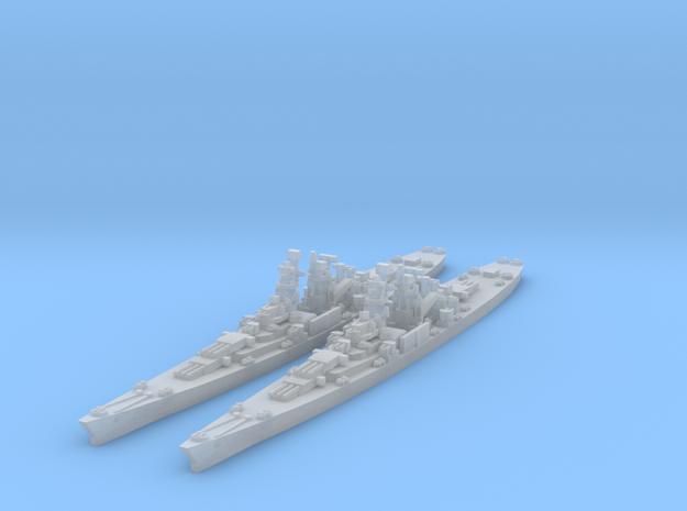 Alaska class CA-length (Axis & Allies) in Smooth Fine Detail Plastic