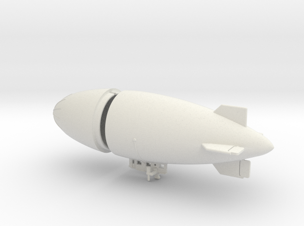 US Army AC-1  Airship 1/700 & 1/600 scale