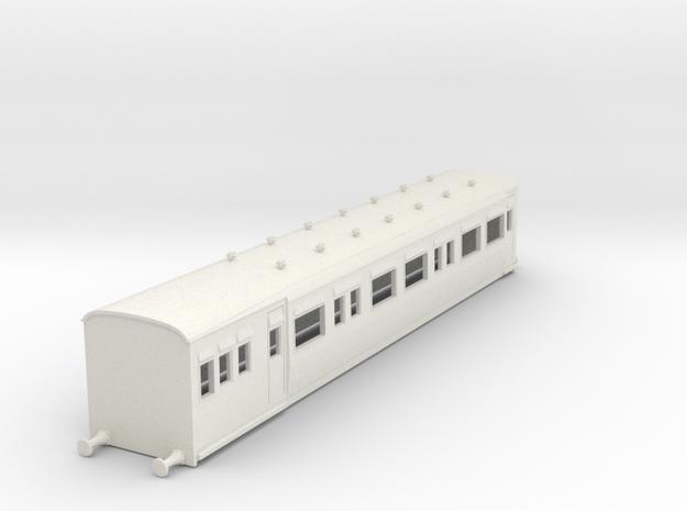 o-100-secr-railmotor-push-pull-coach2 in White Natural Versatile Plastic