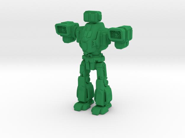 Oxbow Type Combat Walker 6mm in Green Processed Versatile Plastic