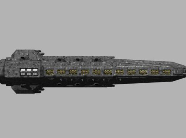 Londarian Falchion class Strike Carrier 3d printed Description