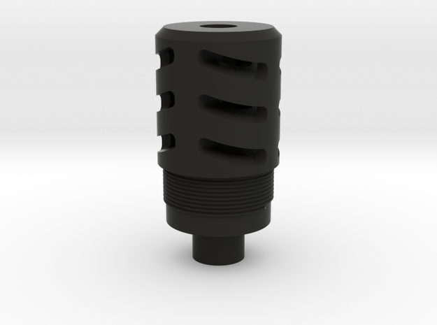 skeee's FN SPR Flashhider in Black Natural Versatile Plastic