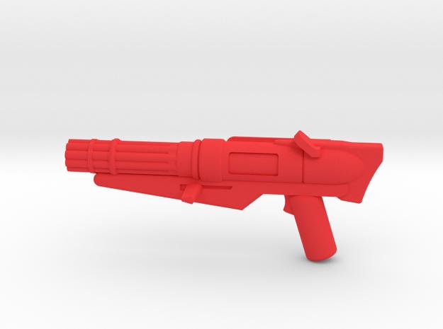 Money Maker in Red Processed Versatile Plastic