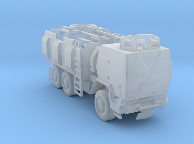 M1083 UA Check Point Truck 1:220 scale in Smooth Fine Detail Plastic