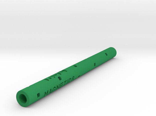 Adapter: Magnetips To Coleto in Green Processed Versatile Plastic