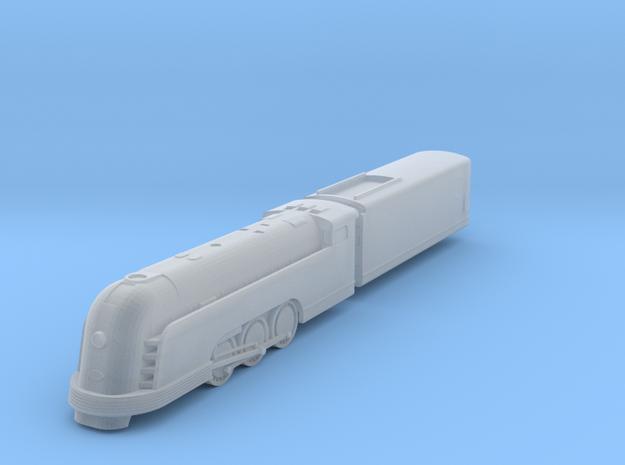 Mercury Locomotive