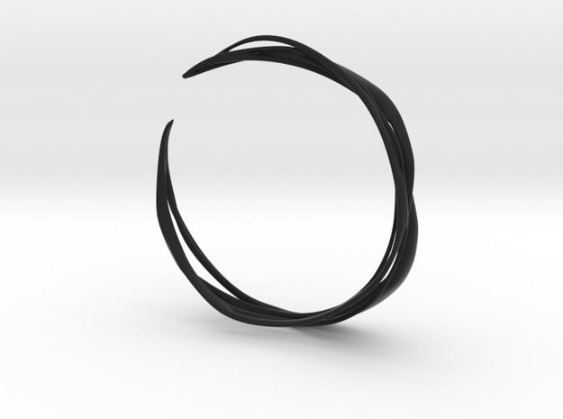 Bifur Bracelet in Black Strong & Flexible