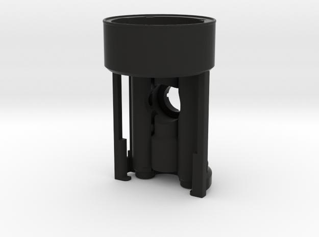 Starwalker Recharge Port in Black Natural Versatile Plastic