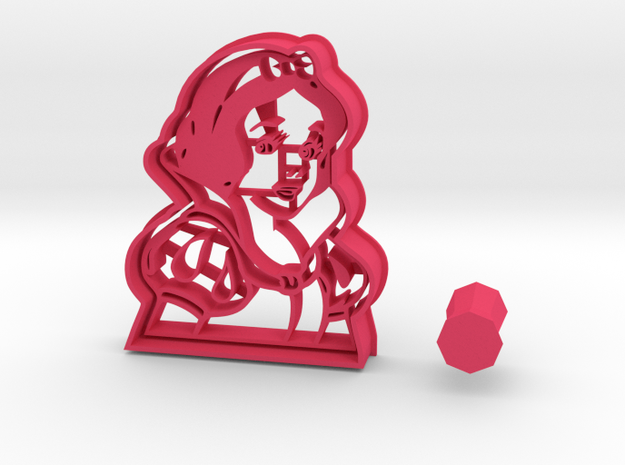Disney's Snow White Cookie Cutter + handle