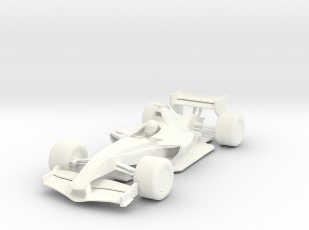 F1-IST in White Processed Versatile Plastic: Small