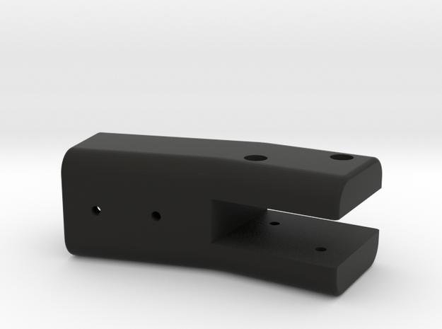 ROLL BAR UPPER BRKT.1 in Black Natural Versatile Plastic