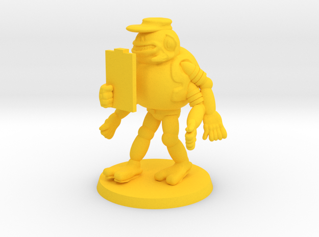 Trogg Cargo Master in Yellow Processed Versatile Plastic