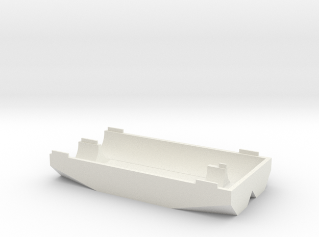 Swedish Vaper -Thor- Base Plate in White Natural Versatile Plastic