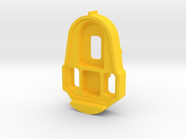 SPD-SL Road Yellow SM-SH11 Cleat Adjustment Tool in Yellow Processed Versatile Plastic