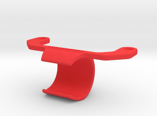 CUSTOM: SWAT Insert Fabric Taillight in Red Processed Versatile Plastic
