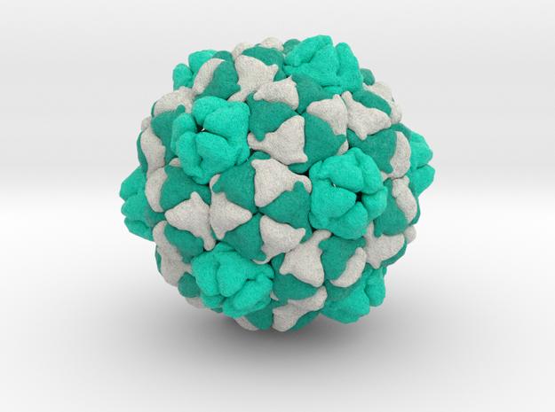 P. furiosus Virus-Like Particle in Full Color Sandstone