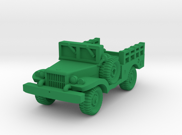 Dodge WC51 - Allied WWII Vehicle Miniature