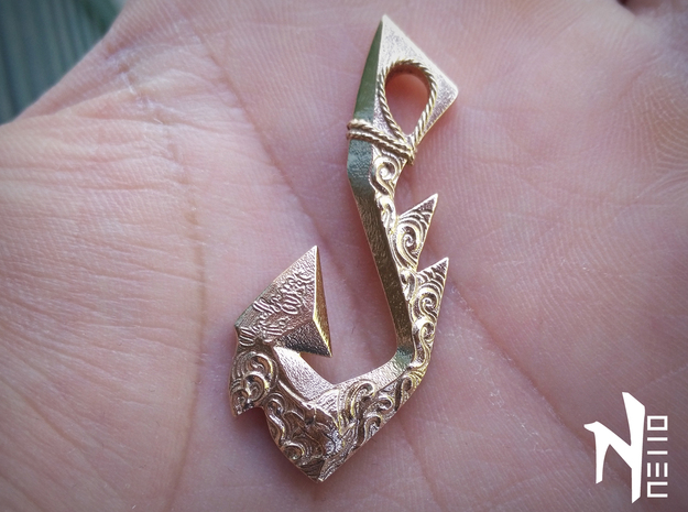 Wind From The West Hook Pendant