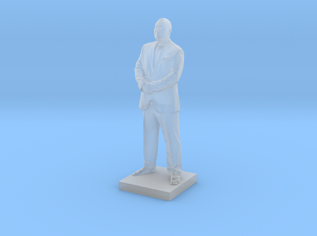 Printle C Homme 022 - 1/56 in Smooth Fine Detail Plastic