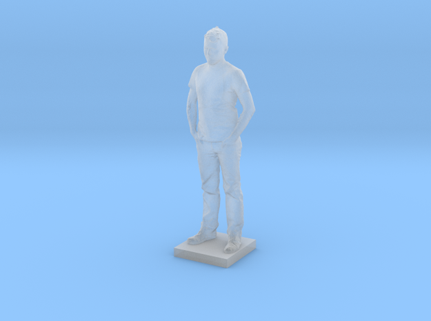 Printle C Homme 050 - 1/56 in Smooth Fine Detail Plastic