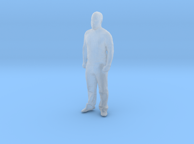 Printle C Homme 056 - 1/72 - wob in Smooth Fine Detail Plastic