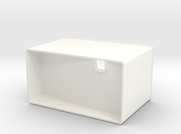 22934917_NSC_inj_funnel in White Processed Versatile Plastic