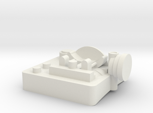 AT-ST Commbox in White Strong & Flexible