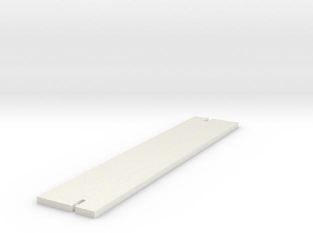 bog mats 1/50 in White Strong & Flexible