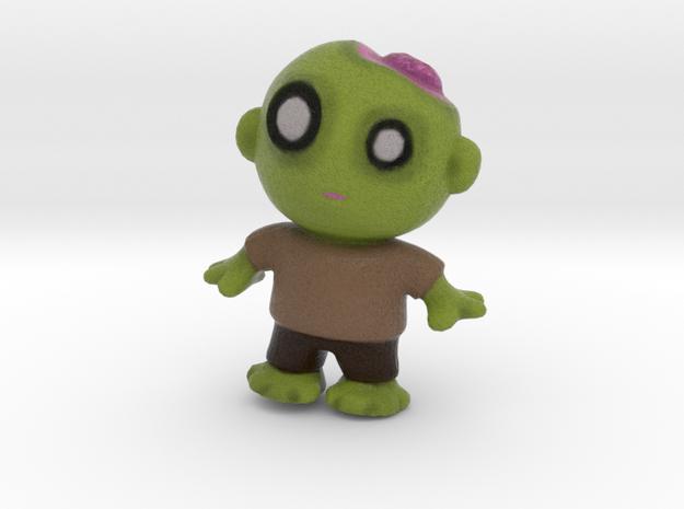 Greggy Zombie Figurine in Full Color Sandstone