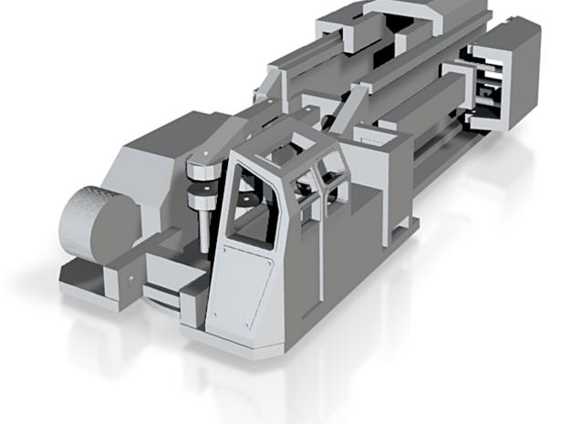 NZ120 60 ton Breakdown Crane (2/4) - Body 3d printed