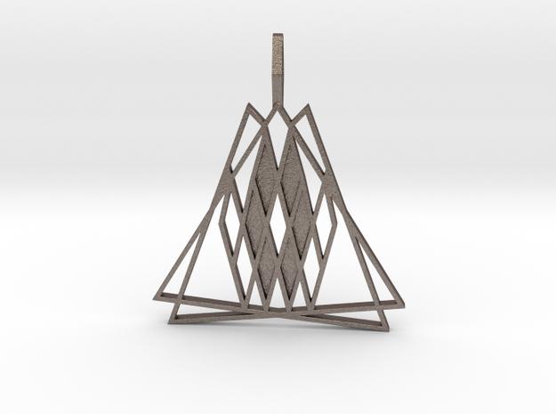 The Trizardium in Stainless Steel