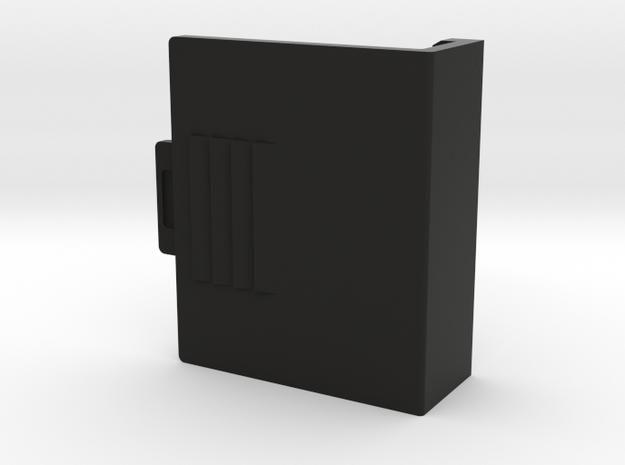 HP-71B IL Door in Black Natural Versatile Plastic