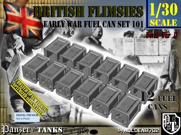 1/30 British Flimsies Can Set001