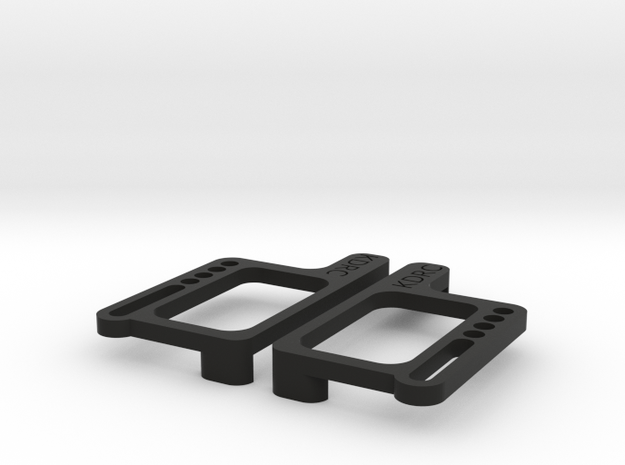 B6 LCG battery plates in Black Strong & Flexible
