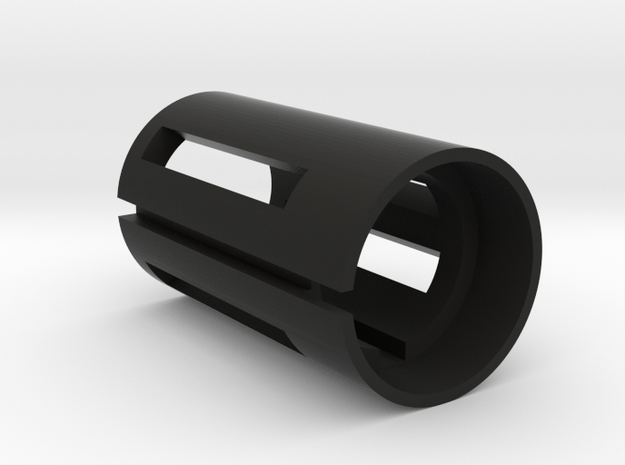 Ultimate Works Count Dooku speaker holder in Black Natural Versatile Plastic