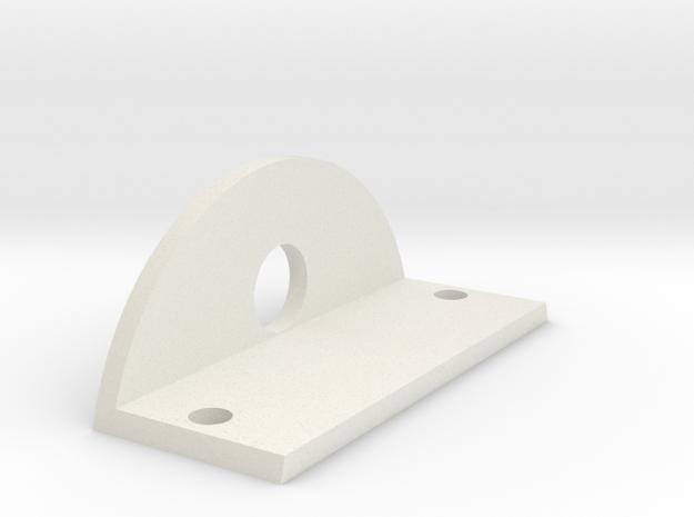 BM-700 / BM-800 Internal Switch Mount in White Strong & Flexible
