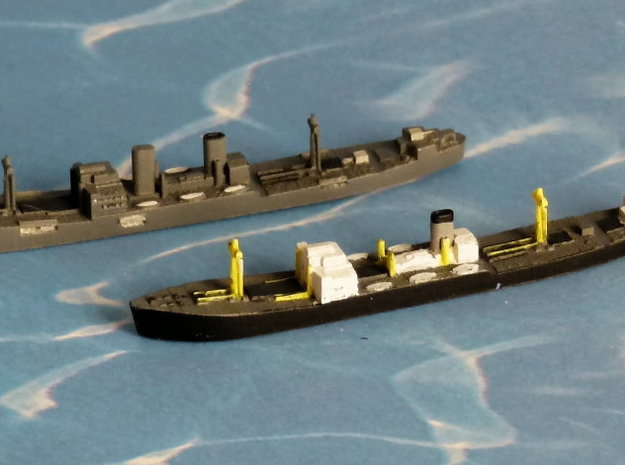"German Auxiliary Cruiser HSK ""Pinguin"" 1/2400"
