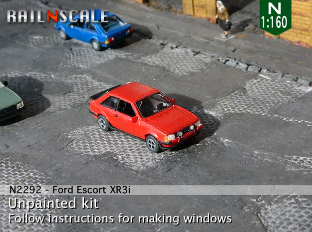 Ford Escort XR3i (N 1:160)
