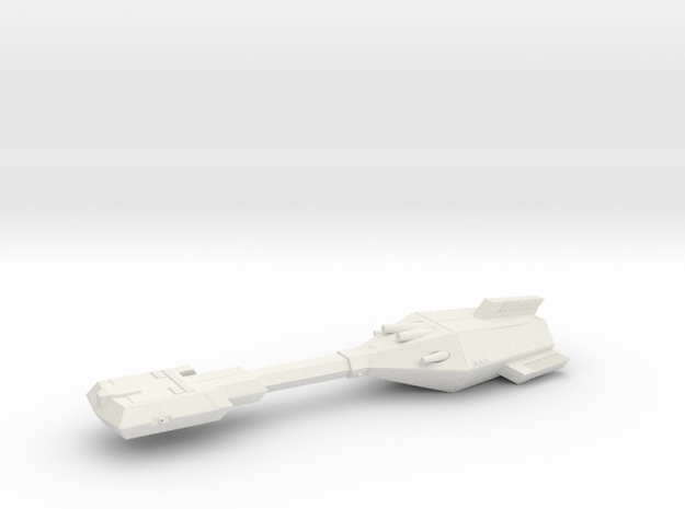 3788 Scale Trobrin Command Cruiser (CC) MGL in White Natural Versatile Plastic