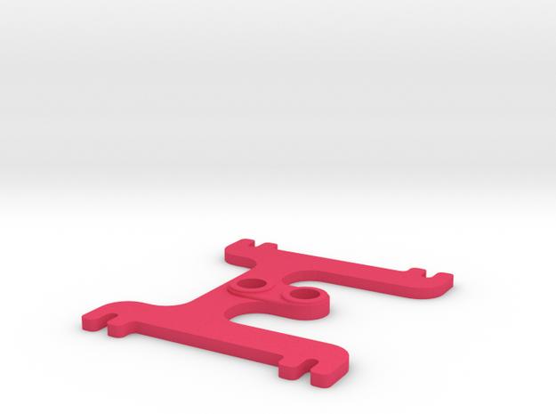 H BAT 2.0 in Pink Processed Versatile Plastic