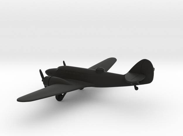 Aero A.304 in Black Natural Versatile Plastic: 1:200