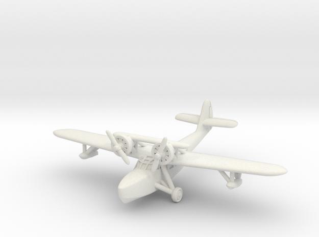 Douglas Dolphin 1/285 6mm (Landing gear) in White Natural Versatile Plastic