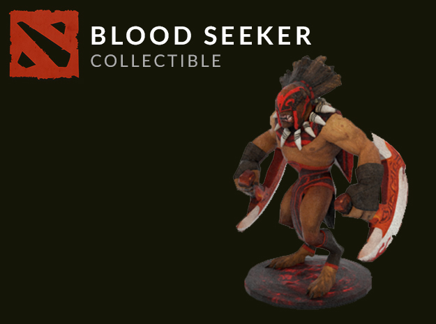 Bloodseeker in Full Color Sandstone