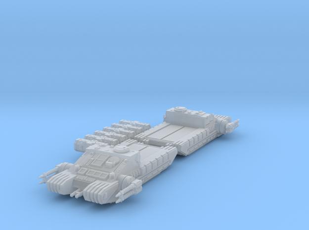 1/270 TX-225 GAVw 'Occupier' Tanks & Cargo (2) in Smooth Fine Detail Plastic