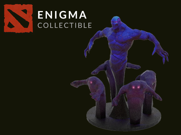 Enigma in Full Color Sandstone
