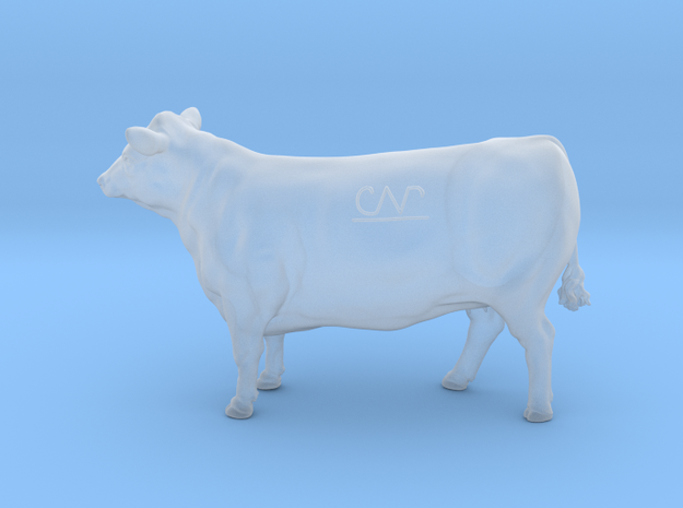 1/64 Yearling Heifer 07 in Frosted Ultra Detail