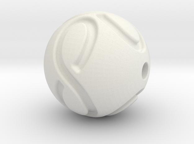 infinite pearl in White Natural Versatile Plastic